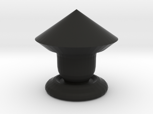 Chess Piece -Knight  3d printed