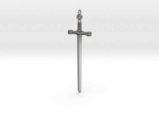 Excalibur Sword 3d printed