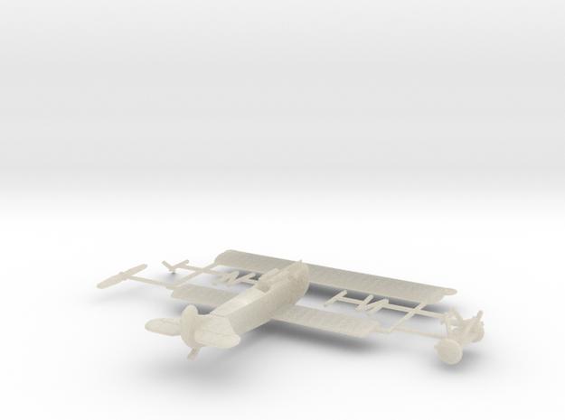 1/144 Fokker D.VII 3d printed