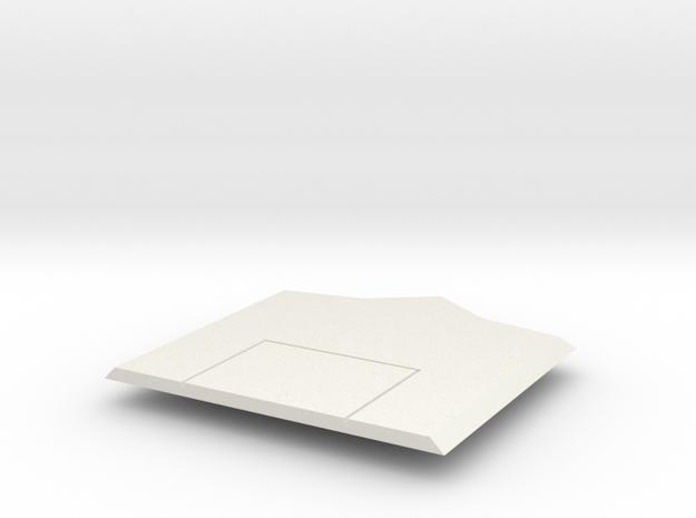 Sunlink - OP Top v. 1A in White Natural Versatile Plastic
