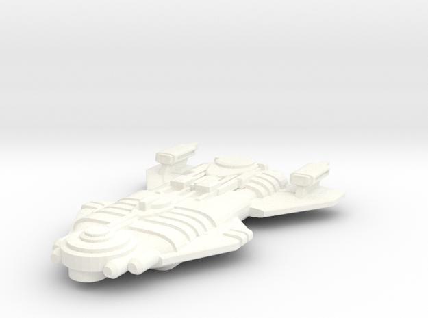 Malkorian Starship 3d printed