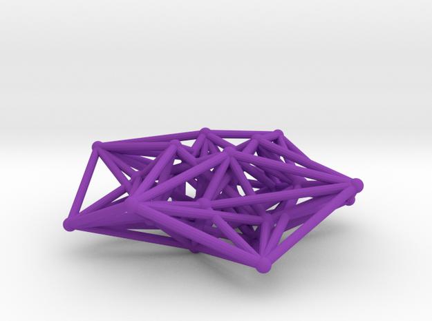 Metatron's Compass 100mm -4D Vector Equilibrium 3d printed