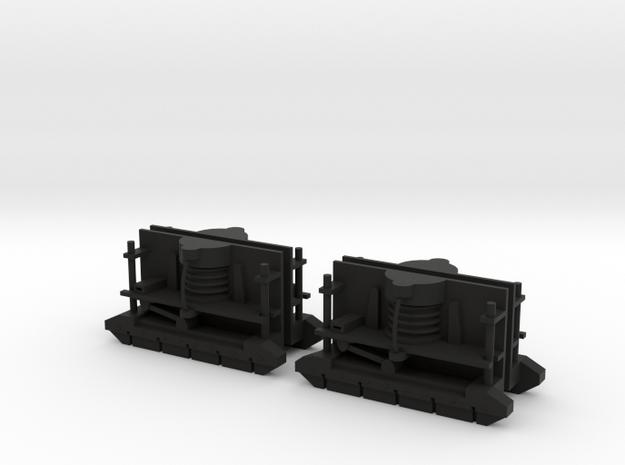 Drehgestellimitation Tatra-B6A2 Spur IIm/LGB 3d printed
