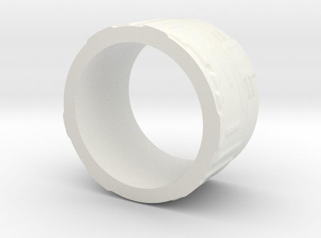 ring -- Thu, 26 Dec 2013 23:31:47 +0100 3d printed