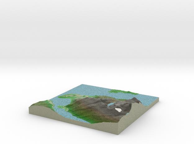 Terrafab generated model Fri Dec 13 2013 21:06:13 3d printed