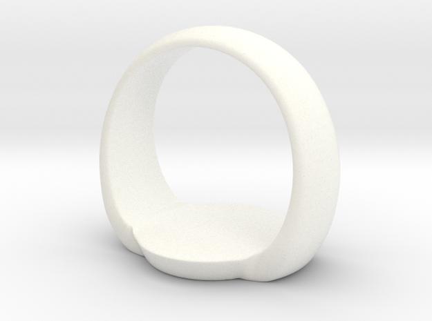 green Lantern ring bigger version 3d printed