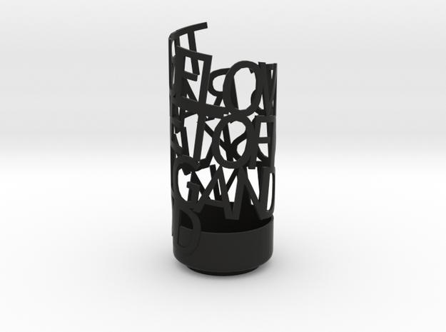 Light Poem skjalg and tina 3d printed