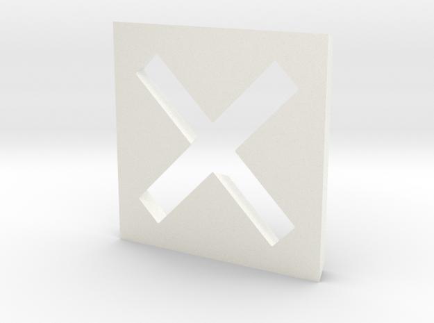 Cross - 1 3d printed