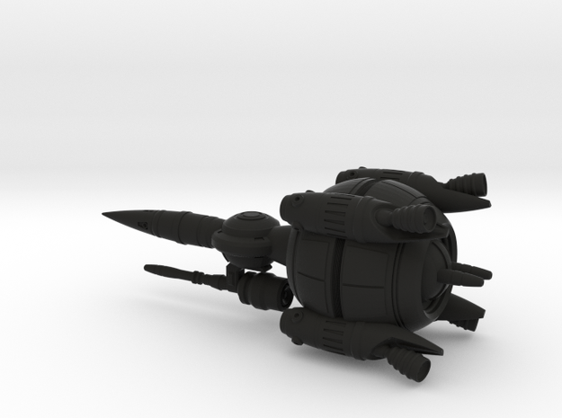RF Gunship Monitor (Small) 3d printed