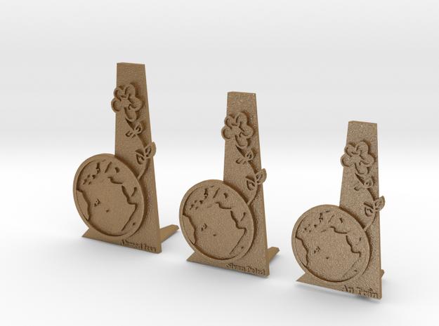 Earth Team Awards Smaller 3d printed
