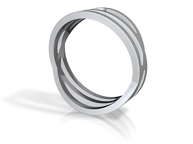 Bague Trois cercles 3d printed
