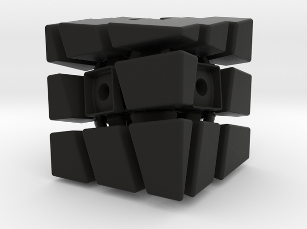 National Cube 3d printed