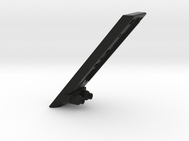 Ambassador bow torpedo launcher piece 3d printed