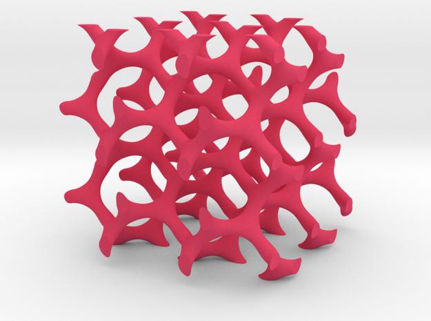 Gyroid Bone 6cm 3d printed