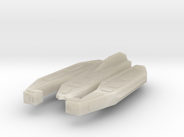 KA 'k'ul' Frigate 3d printed