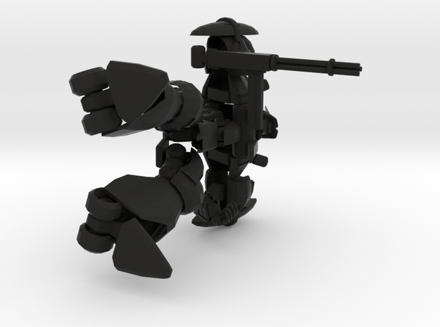 Defense robot 3d printed