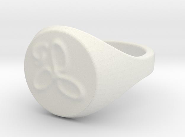 ring -- Wed, 01 Jan 2014 19:42:09 +0100 3d printed