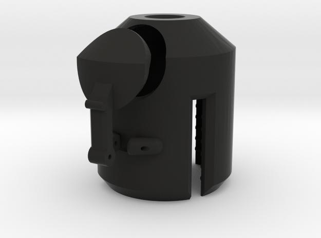 Flex-Shaft Burn Guard (handpiece 30) 3d printed