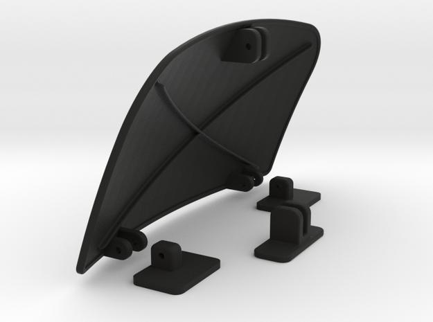Air-dam-assy 3d printed