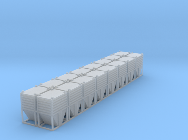 Dolomite Container Set - Z Scale 3d printed