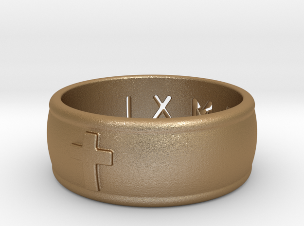 Ring - 22.5mm - 13½ (US/Canada) 3d printed