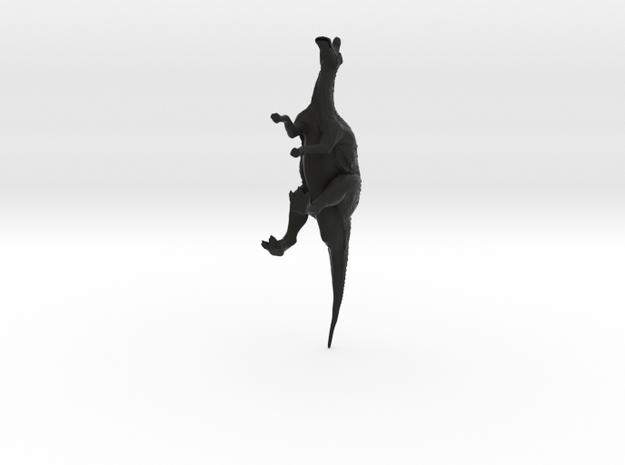 Female Lambeosaurus m. Standing Small 3d printed