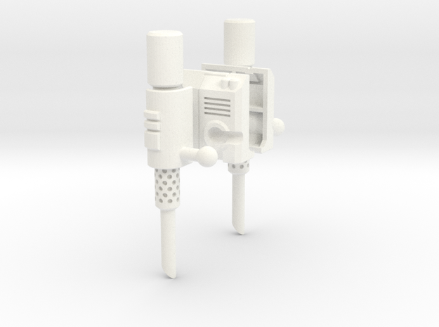 Classics Prime Smokestakes (no gun) 3d printed