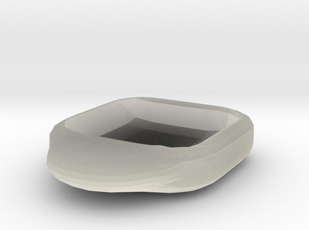 Schale 001 in Transparent Acrylic