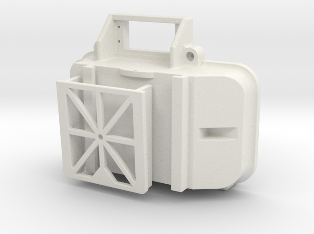 Instrument Box Assembly 3d printed