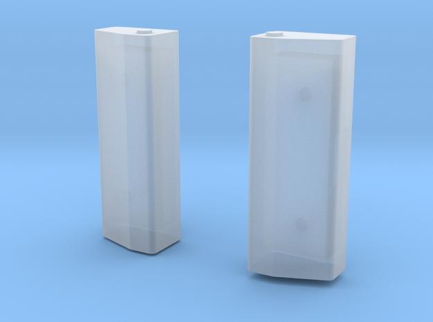 CIE 3104 Series Heating van fuel tanks 3d printed