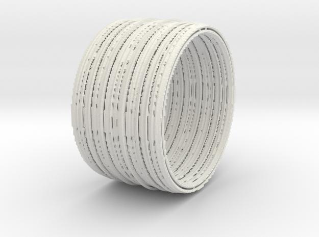 Juliaquat cdivsf^12 in White Natural Versatile Plastic