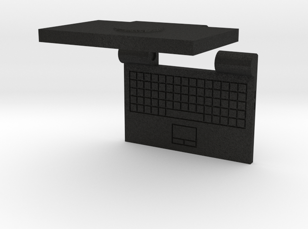 Laptop 3d printed