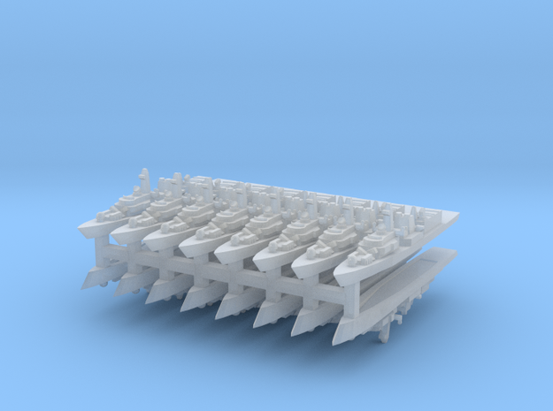 UK Type 23 1:6000 x16 in Smooth Fine Detail Plastic