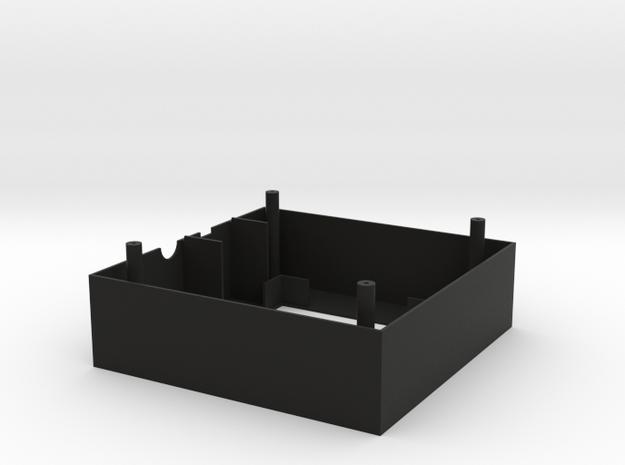 Rainbowduino Enclosure (Front) 3d printed