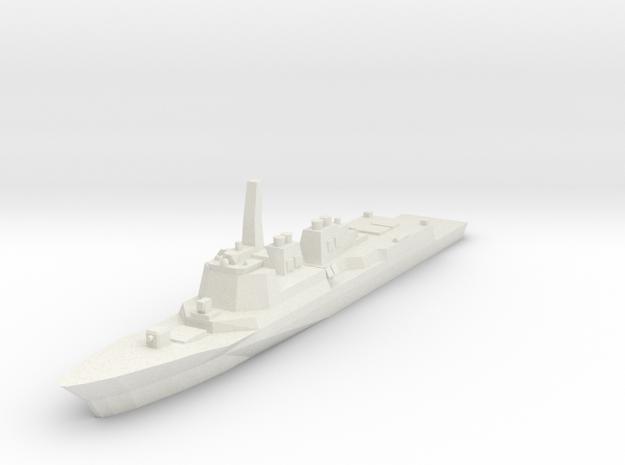 KDX-III 1:2400 3d printed