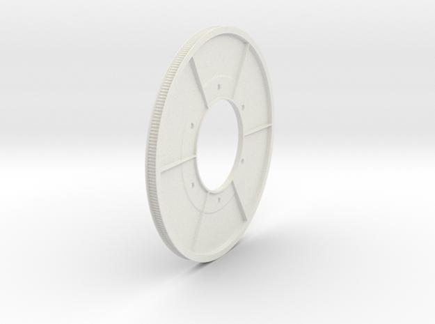 13009-02 in White Natural Versatile Plastic