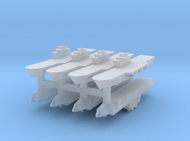 San Giorgio Class 1:6000 x8 in Smooth Fine Detail Plastic