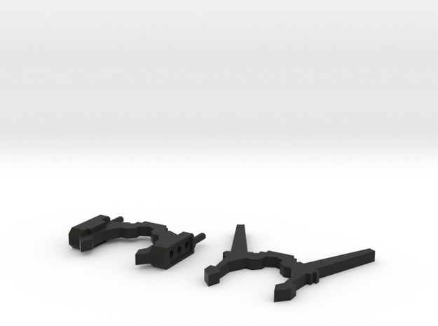 Sunlink - Ani Minerva Antennas + G1 Style Ears v2 3d printed
