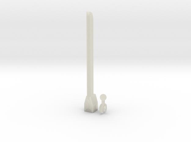 Sunlink - 3mm: Sword 3d printed