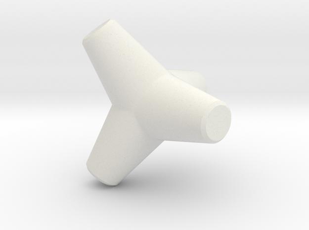 Sea Wall Tetra (Medium) 3d printed