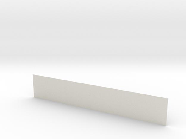 Solaria Nameplate 3d printed