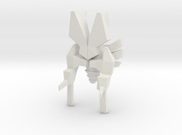 Spaceship type D 3d printed