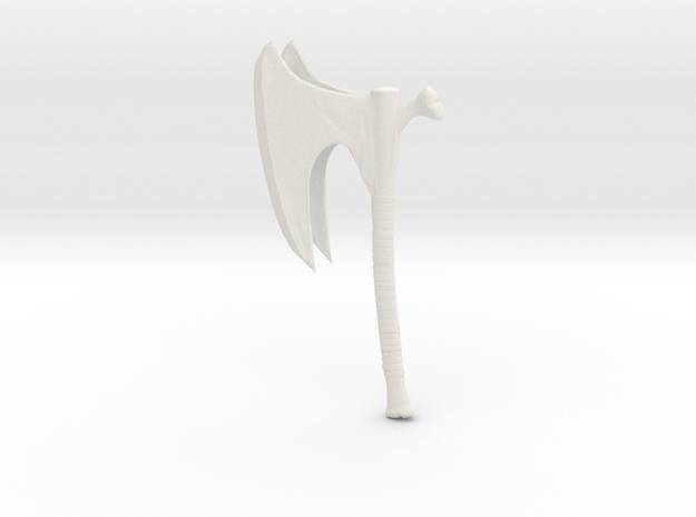 Bone Axe 3d printed