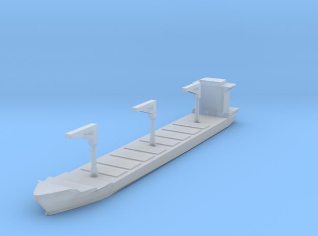 Xiamen Container Ship 1:2400 3d printed