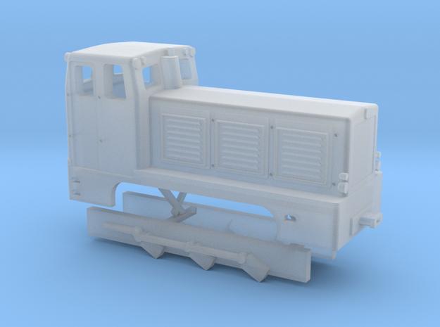 V10C Gehäuse / body (Zm + Zf 1:220)) 3d printed