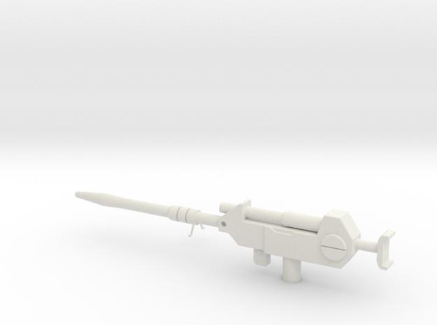 IDW Perceptor's rifle 3d printed