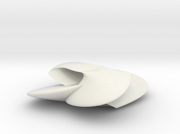 transfer test 16 in White Natural Versatile Plastic
