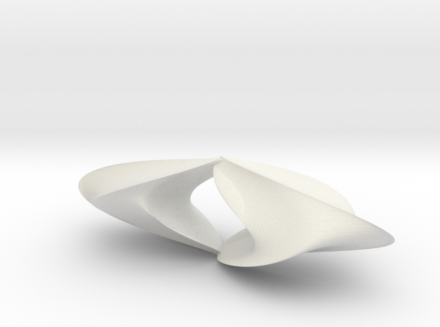 transfer test 15 in White Natural Versatile Plastic