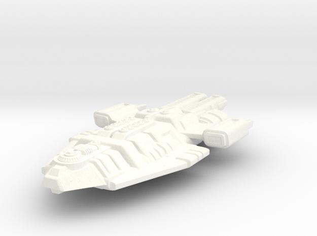 Starship Larger 3d printed