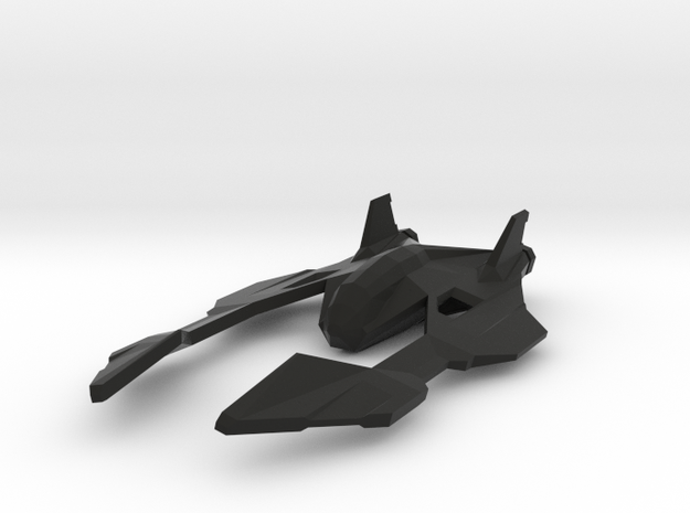 EDF_StrikeFighter 3d printed